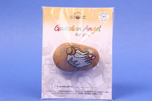 Guardian Angel for you special gift Schutzengel the art of stone EGM12