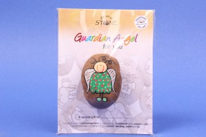 Guardian Angel for you special gift Schutzengel the art of stone EGM14