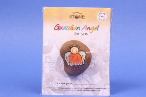 Guardian Angel for you special gift Schutzengel the art of stone EGM17