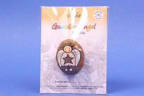 Guardian Angel for you special gift Schutzengel the art of stone EGM25