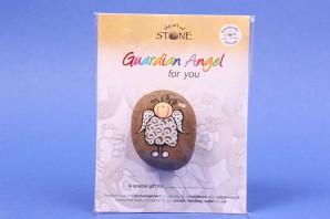Guardian Angel for you special gift Schutzengel the art of stone EGM4