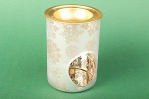 """Yankee Candle® """"Snowflake Frost"""" Melt Warmer"""