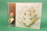 Raumduft + Servietten Geschenkset Duftöl Weihnachtsgeschenk Geschenk Zuckerbäume