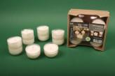 Premium Maxi Teelichte 10h, 10 Stück