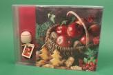 Raumduft + Servietten Geschenkset Duftöl Weihnachtsgeschenk Geschenk Feliz Navidad