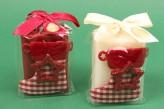 2x Florex Schafmilchseife Natur/Ribisel Weihnachtsgeschenk Geschenkartikel
