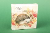 "Servietten ""Sweet Hedgehog"" 25x25 cm"