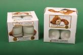 """Yankee Candle® """"Soft Blanket"""" Duftende Teelichte (12 Stück)"""