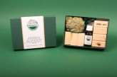 Zirbenwunder-Box groß (Bio-Zirbenöl, Zirbenspäne, Zirbenholz)